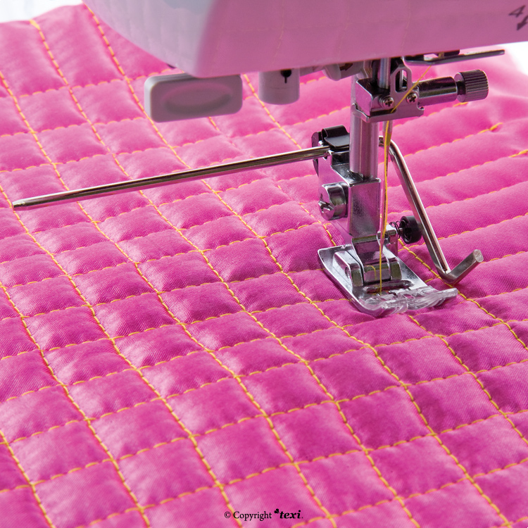 MATIC quilter's guide for household machine