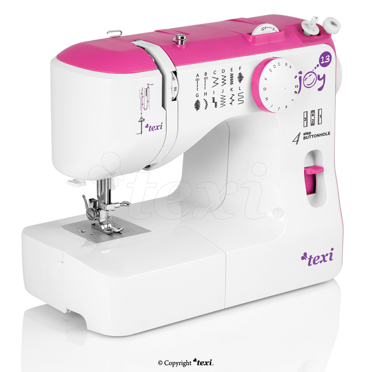 Automatic multifunctional sewing machine, 13 stitches