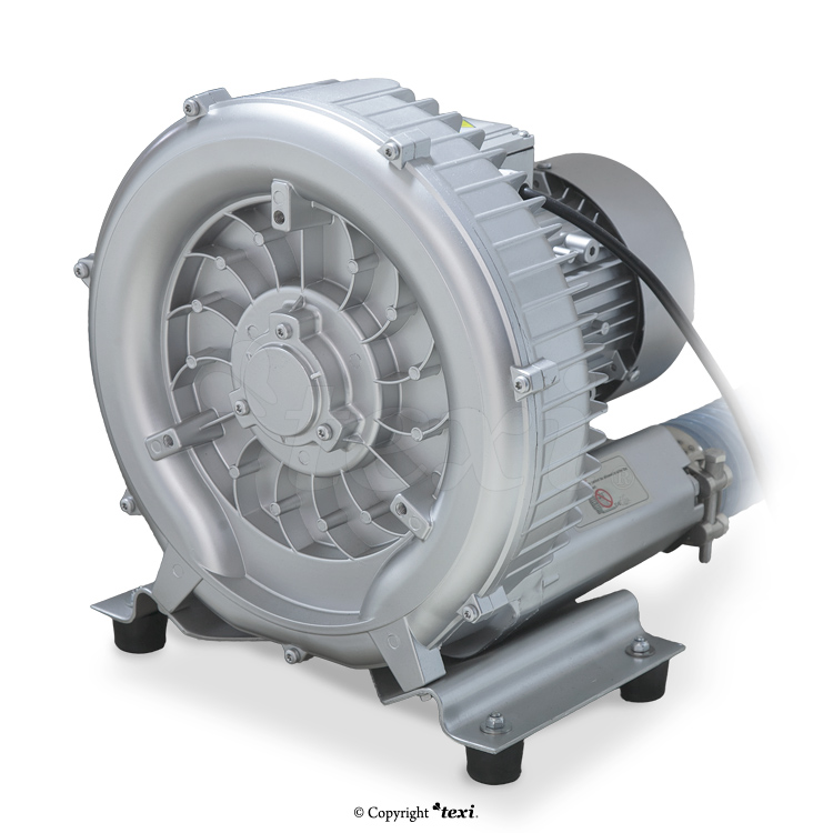Vacuum turbine for TEXI MP 210x100