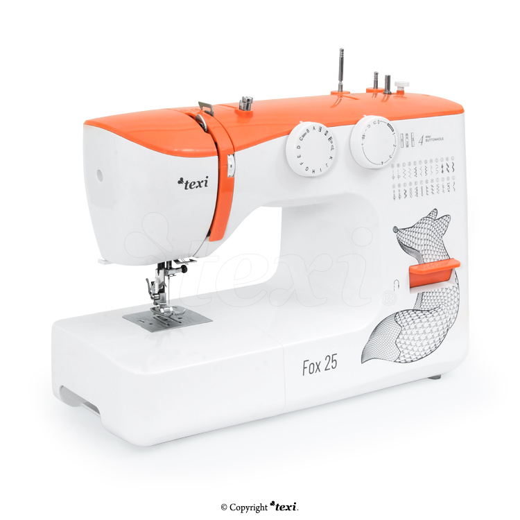 Multifunctional mechanical sewing machine, 25 stitches